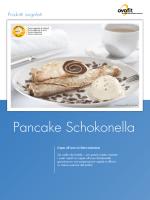 Pancake Schokonella - Ovofit Eiprodukte