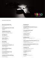 RIVENDITORI TINO: - TINO Generation