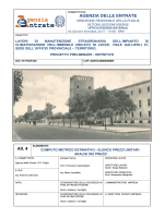 Sopralluogo UP Taranto: Via Pupino 92
