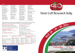 Stem Cell Research Italy