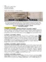 IRAN L ANTICA PERSIA