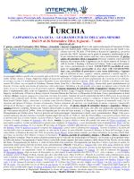 TURCHIA - Intercral Parma