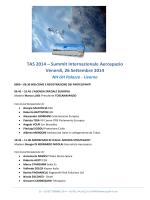 TAS 2014 - Comune di Livorno