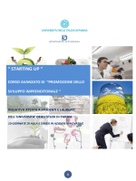 """ STARTING UP "" - Dipartimento di Economia"