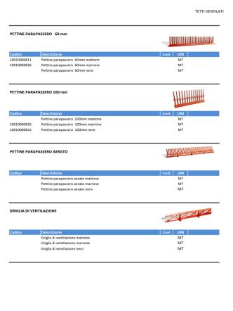 Catalogo Euroservice