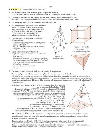 da 394 a 399 - Chi ha paura della matematica
