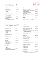 Casa De Carli Wine List Nov 2014.pages
