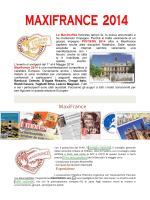 MAXIFRANCE 2014 - AIM - Associazione Italiana di Maximafilia
