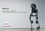 EKSO GT - Esoscheletro