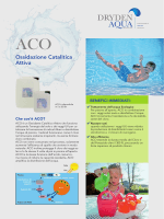 Ossidazione Catalitica Attiva - the Dryden Aqua Pools Website