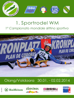 1. Sportrodel WM - issu - international sledge sports union