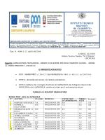 """graduatoria interna ALUNNI - istituto istruzione superiore """"mario"""