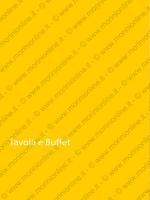 Scarica il Pdf di Tavola e Buffet