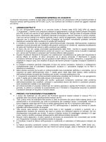 CONDIZIONI GENERALI DI ACQUISTO 1. ORDINI