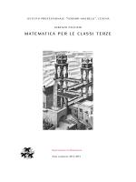 Matematica 3 - Lorenzo Pantieri