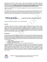 TRATTO E MODIFICATO DA: Medical management of