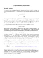 Variabili, riferimenti e puntatori in C++ - E