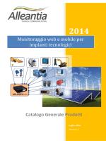Catalogo Generale Prodotti - Lug 2014