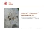 NPP 2014, II – bassa risoluzione - Istituto Italiano di Preistoria e
