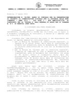 BRESCIA Brescia, 17 marzo 2014 DETERMINAZIONE N. 58/PRO