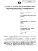 Progetto Icaro - USR Sardegna