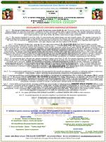 Bando premio XV - Concorsi Letterari