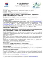 XV Corri per Marano - podisticamarcianise