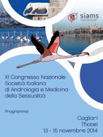 XI Congresso Nazionale Società Italiana di Andrologia e