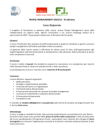 PEOPLE MANAGEMENT 2014/15 - XI edizione