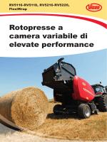 Rotopresse RV 5000 - Attrezzature Agricole