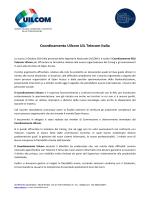 Coordinamento Uilcom UIL Telecom Italia