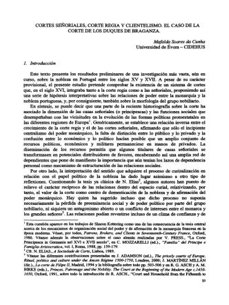 CORTES SEÑORIALES, CORTE REGIA Y - Biblos