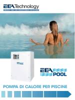 ECA Pool - brochure commerciale