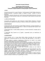 Documento di Unità Funzionale Presentazione