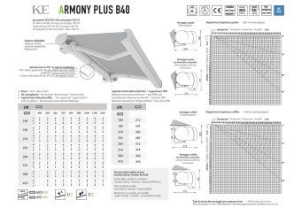 ARMONY PLUS B40 - Conseils Store