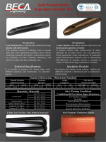 Brochure - Tubi Alettati Low Fin