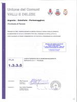PUA 1.3.3.5 - Unione delle Valli e Delizie