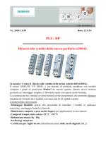 PLC: DP - Giancarlo Mariani