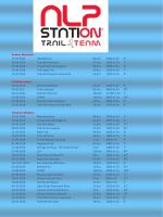 Andrea Moretton 15.03.2014 Ultrabericus 65 km 2500 m D+ 2