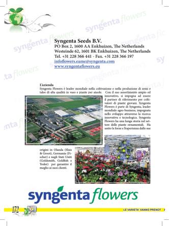 172-183_Syngenta Flowers.indd