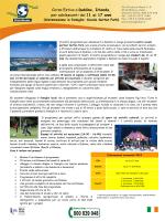 Programmi a Dublino, Irlanda (11-17 anni) - alloggio