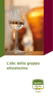 """Abc della grappa altoatesina"""" cliccate qui"""