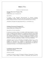 Informazioni supplementari relative a cariche ed