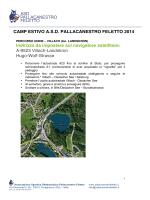 Percorso Udine-Villach (Loc. Landskron)