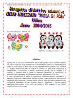 NIDO INTEGRATO PAOLA DI ROSA Via Molin Nuovo,5 Paderno UD
