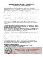 Regolamento Abetone Live Contest 1° Edizione