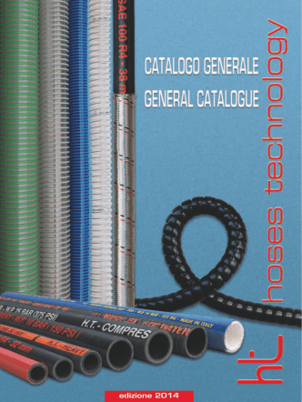 Catalogo 2014 BR - Hoses Technology