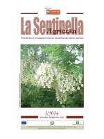 La Sentinella Agricola n. 1/2014