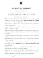 Concessione n. 16/2014