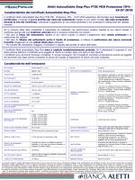 FTSE Mib - Aletti Certificate